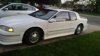 1997 Mercury Cougar whita Coupe (2 door)