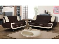 !!!BRAND NEW !!! PALERMO CAROL SOFA SET FOR THE PRICE OF 2 SEAT SOFA ,,IN 3 DIFFERENT COLORS ,,