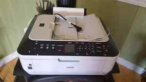 3 in 1, scanner, printer, fax