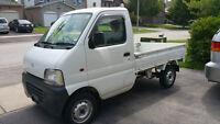 1999 Suzuki Carry 4x4 Certified + E-Tested 42,000km (Kei Truck)