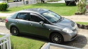 2006 Nissan Tiida Sedan Lalor Park Blacktown Area Preview