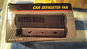 Car Defroster -Brand New