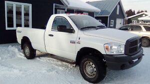 dodge ram  2008 hd 2500 (snow chief )