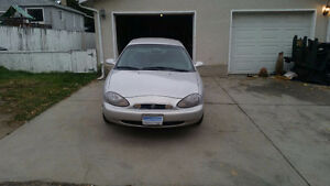 1999 Mercury Sable Sedan