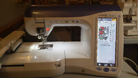 Machine Embroidery Lessons