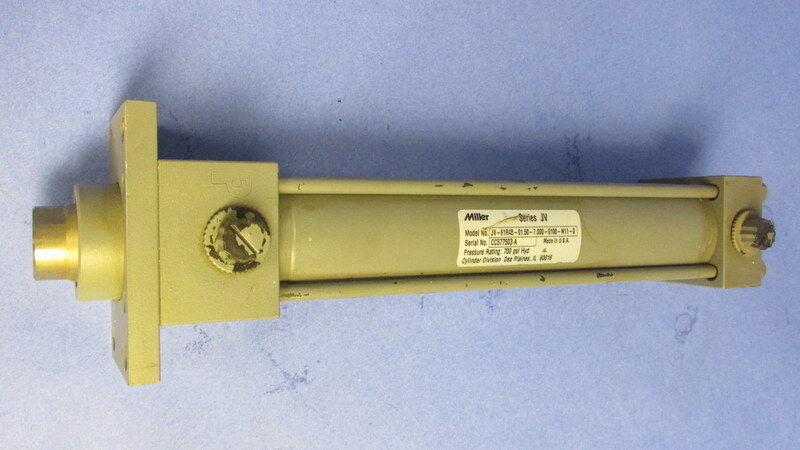 MILLER 700PSI SER.JV HYDRAULIC CYLINDER JV-61R4B-01.50-7.000-0100-N11-0