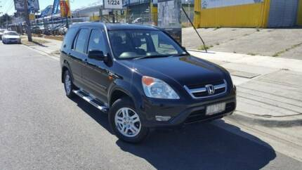 2004 Honda CR-V  RD MY2004 SPORT 4WD WAGON (Rego/RWC Included) Dandenong North Greater Dandenong Preview