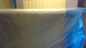 SEALY DOUBLE BOX SPRING  New in plastic