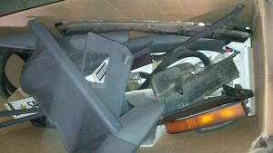 Box lot of MK3 Supra parts, grey interior Kitchener / Waterloo Kitchener Area image 2