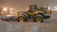 Full Service Commercial Snow Clearing and Ice Control