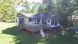212 North Shore Rd, Norland, ON -3 bedroom cottage on Head Lake