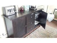 IKEA Sideboard cabinet. 8 months old. URGENT