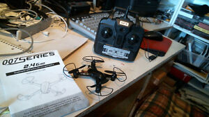 Quadcopter 2.4 ghz 6axis gyro