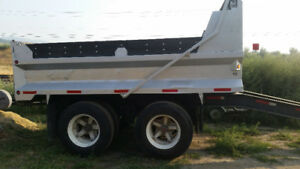 McCoy Gravel Pup Trailer