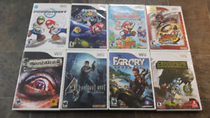 Nintendo Wii Games *New Prices*