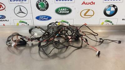 MERCEDES CLS W219 2005 ENGINE WIRING LOOM HARNESS 2195400506