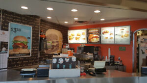 A & W restaurant franchise for sale