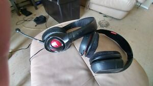 Pair of Headsets .. nice with good sound and bass