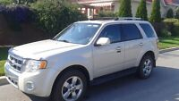 LIMITED FULL cuir Ford Escape 4 X 4