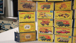 VINTAGE MATCHBOX LESNEY BOXED COLLECTION London Ontario image 6