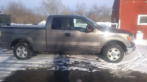 2014 f150 xlt extended cab 2wd ecoboost