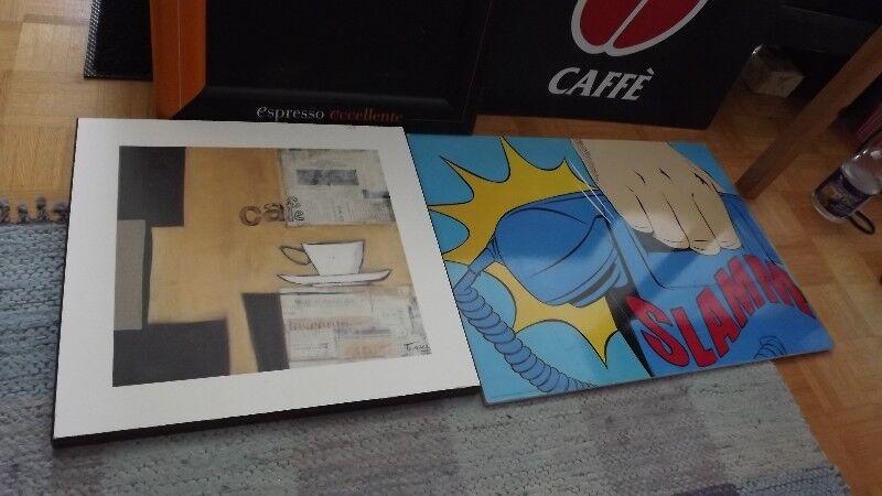 4 Cool Neat Coffee Bar Art Items Kitchen Bar Decor Items Arts
