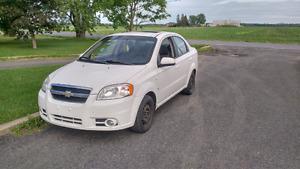 Chevrolet aveo 2008 -AIR CLIMATISÉ -TOIT OUVRANT-