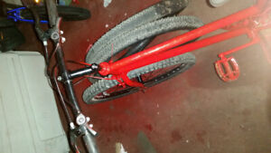 New tires plus the bike 50$ is the lowest ill go