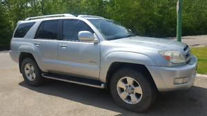 2004 TOYOTA LIMITED 4RUNNER