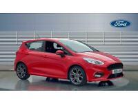 2019 Ford Fiesta 1.0 EcoBoost 125 ST-Line 5dr Petrol Hatchback Hatchback Petrol