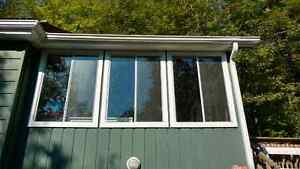 Used windows for camp,  shed or cottage!  Kawartha Lakes Peterborough Area image 1