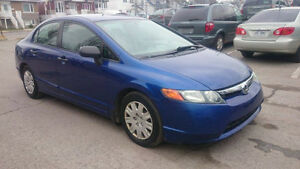 2006 Honda Civic Berline automatic clean clean