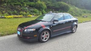 2007 Audi A4 2.0T (Certified and Etested)