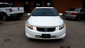 2008 Honda Accord EX-L  Tinted Windows low km