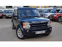 2008 LAND ROVER DISCOVERY 3 TDV6 HSE FANTASTIC LOW MILEAGE FACELIFT COLOUR CODED