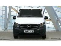 2017 Mercedes-Benz Vito 111 CDI Panel Van Diesel Manual