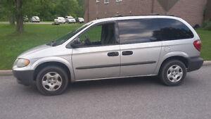2002 Dodge Caravan Familiale