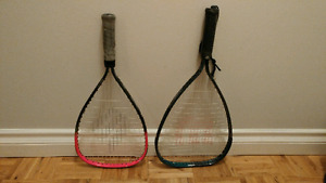 Racquetball rackets - $25 each