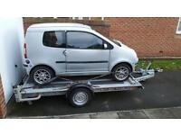 Aixam 500 0.5D CVT SL DIESEL AUTO TOW BEHIND MOTORHOME TRALIER INCLUDED