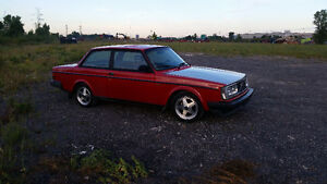 1984 Volvo 240 TURBO Coupé