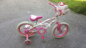 Hello Kitty bike pour 5 ans
