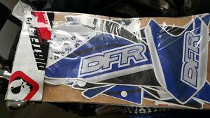 ltr 450 DFR sticker kit