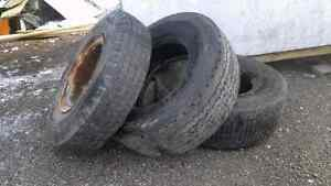 Truck or trailer tires for sale