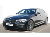 2017 BMW 5 Series 530e M Sport 4dr Auto Saloon hybrid Automatic