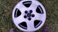 4 VW Rims 16in
