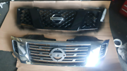 Nissan d40 and NP300 front grille Southport Gold Coast City Preview