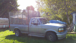1994 Ford F-150 Camionnette