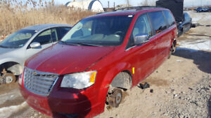 2008 TOWN&COUNTRY.. JUST IN FOR PARTS AT PIC N SAVE! WELLAND