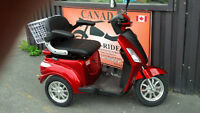 New Mobility Tricycles  48 & 6o Volt