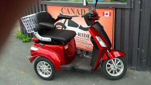 Mobility Tricycles  48 & 6o Volt Cornwall Ontario image 6